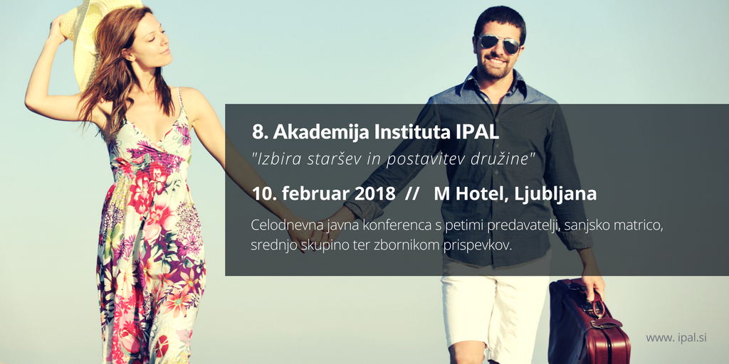 Institut IPAL, akademija Instituta IPAL